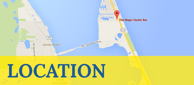 Magic Oyster Location